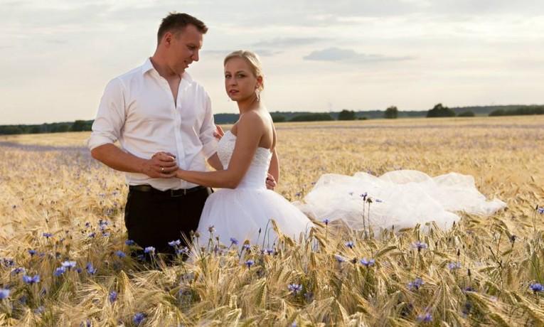 Ślub Moniki i Rafała